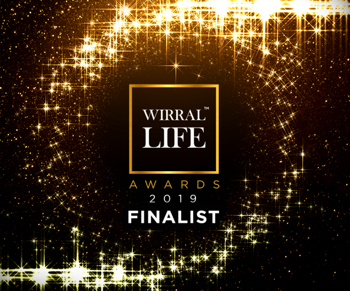 We are delighted to announce we are finalists for new business of the year for the Wirral Life Awards.